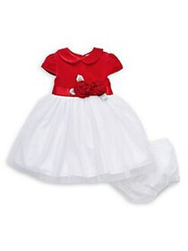 Little Me Baby Girl's Floral Special Occasion Dres