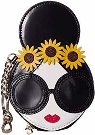 Alice + Olivia Evy Stace Face w/ Coin Pouch Key Ch