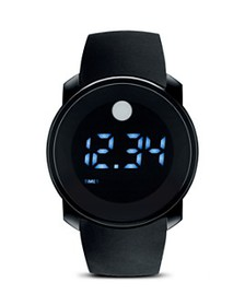 Movado - Touch Digital Display Watch, 45mm, 45mm