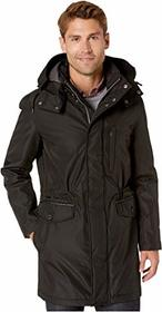 Cole Haan Bonded Hooded Jacket