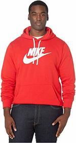 Nike Big & Tall NSW Club Hoodie Pullover Graphic