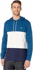 Lacoste Long Sleeve Color Block Jersey T-Shirt
