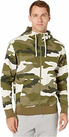 Nike NSW Club Hoodie Full Zip Camouflage