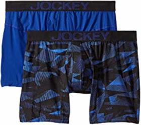 Jockey Athletic Rapidcool Boxer Brief 2-Pack