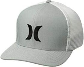 Hurley One and Textures Trucker Hat
