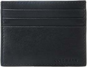 Cole Haan Smooth Leather Card Case