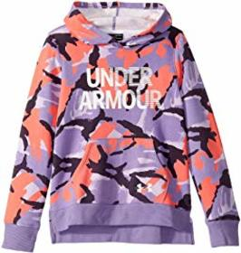 Under Armour Kids Rival Hoodie (Big Kids)