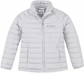 Columbia Kids Powder Lite™ Hooded Jacket (Toddler)