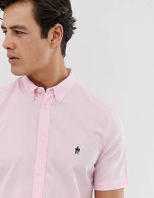 French Connection short sleeve oxford shirt
