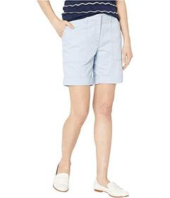 Jones New York Shorts w\u002F Roll Cuff