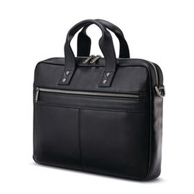 Samsonite Samsonite Classic Leather Slim Brief
