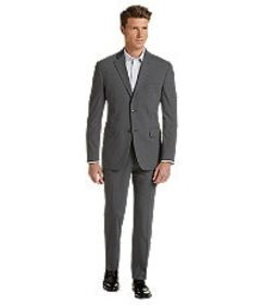 Jos Bank 1905 Collection Tailored Fit Pinstripe Su