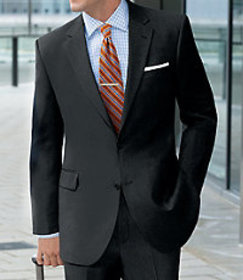 Jos Bank Traveler Collection Traditional Fit Suit