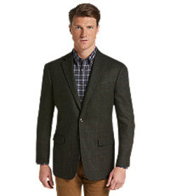 Jos Bank 1905 Collection Tailored Fit Windowpane S