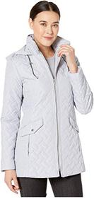 Cole Haan Quilted Barn Jacket