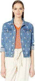Paul Smith Polka Dot Denim Jacket