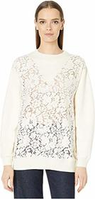 See by Chloe Winter Lace Sweater