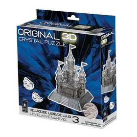 Bepuzzled Deluxe Crystal: Castle 3D Puzzle 104
