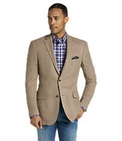 Jos Bank Traveler Collection Tailored Fit Woven Sp