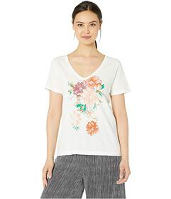 Lucky Brand Bouquet Tee