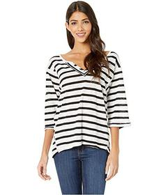 Free People Head in the Clouds Stripe