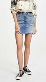 Levi's HR Deconstructed Skirt