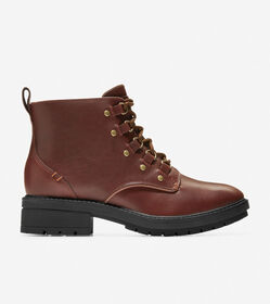 Cole Haan Briana Grand Lace-Up Hiker Boot
