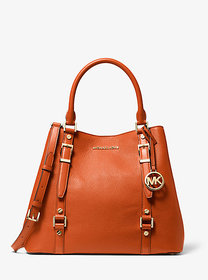 Michael Kors Bedford Legacy Large Pebbled Leather