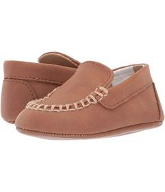 Janie and Jack Loafer Crib Shoe (Infant)