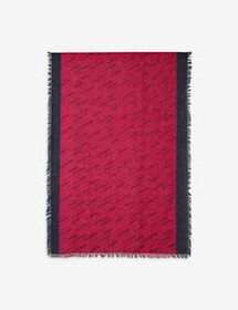 Armani TWO-TONE HEADSCARF