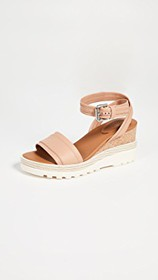 See by Chloe Robin Wedge Sandals