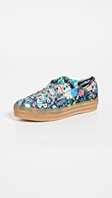 Keds x Rifle Paper Co. Triple Kick Garden Party Sn