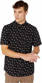 Vans All Over Distorted Performance Short Sleeve W