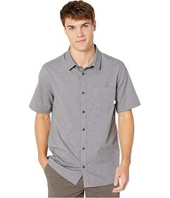 Quiksilver Magnetic Roll Short Sleeve Woven