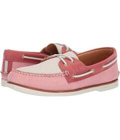 Sperry Gold A\u002FO 2-Eye Pastel