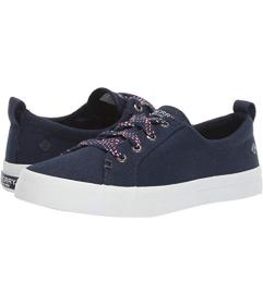 Sperry Crest Vibe Checkered Lace