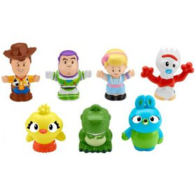 Little People Disney Pixar Toy Story Character Fig
