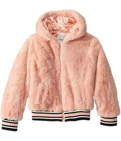 Urban Republic Kids Bulky Pile Faux Fur Jacket (Li