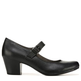 EUROSOFT Women's Portia Mary Jane Pump Shoe