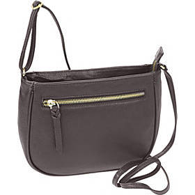 R & R Collections Top Zip Crossbody