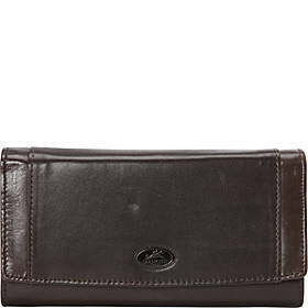 Mancini Leather Goods Manchester Collection: Ladie