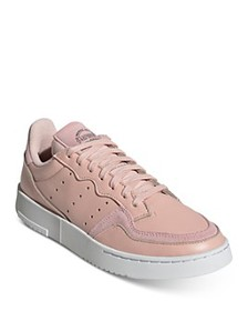 Adidas - Women's Supercourt Low-Top Sneakers