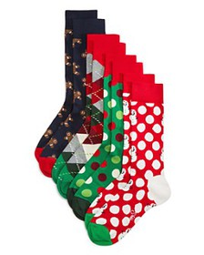 Happy Socks - Holiday Gift Box Set - 100% Exclusiv