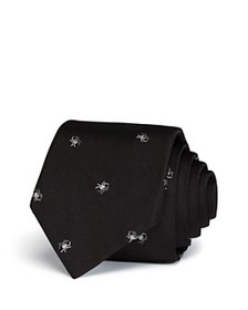 Theory - Roadster Spider Skinny Tie