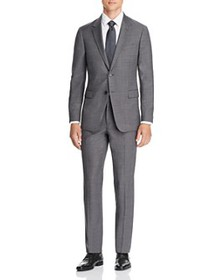 Theory - Mayer Micro-Check Slim Fit Suit Separates