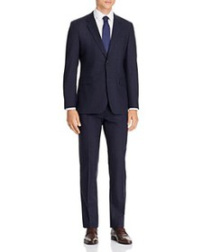 Theory - Mayer Small Check Slim Fit Suit Separates
