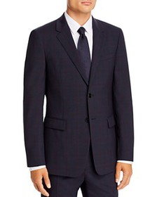 Theory - Chambers Plaid Slim Fit Suit Jacket - 100