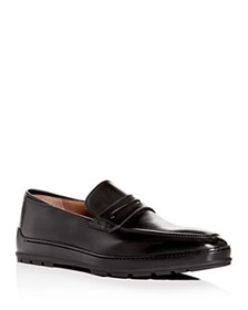 Bally - Men's Relon Leather Apron-Toe Penny Loafer