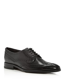 Paul Smith - Men's Leicester Leather Wingtip Oxfor