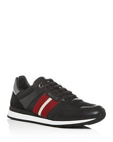 Bally - Men's Aseo Leather Low-Top Sneakers
